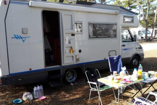 Wohnmobil mieten in Berlin von privat | IVECO WoMi