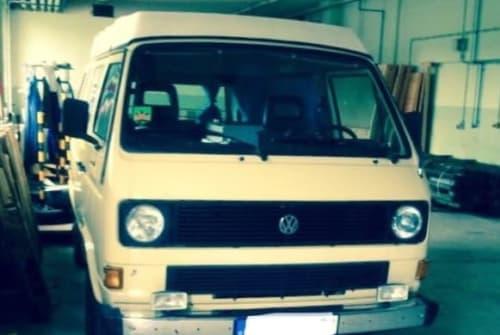 Wohnmobil mieten in Stöttwang von privat | Volkswagen  Caroline