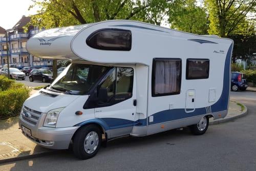 Wohnmobil mieten in Essen von privat | Hobby Dreamliner 1