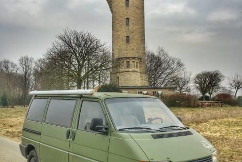 Wohnmobil mieten in Billerbeck von privat | Volkswagen Franjo