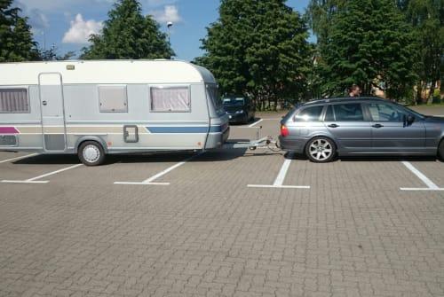 Wohnmobil mieten in Pirna von privat | Fendt Käthe
