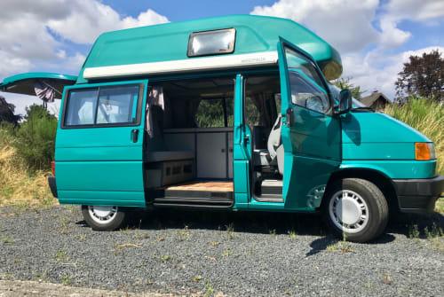 Wohnmobil mieten in Aachen von privat | Volkswagen Thymian