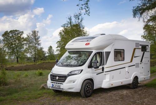 Wohnmobil mieten in Asendorf von privat | Euro Mobil Heidemobil 2