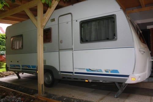 Wohnmobil mieten in Brodingberg von privat | Dethleffs Großer Bär