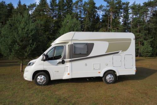 Wohnmobil mieten in Neuhaus an der Pegnitz von privat | Fiat Pegnitztal 2