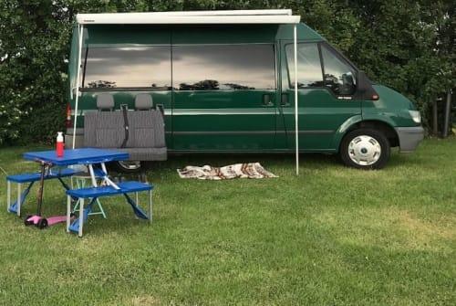 Wohnmobil mieten in Naarden von privat | Ford Fijne camper