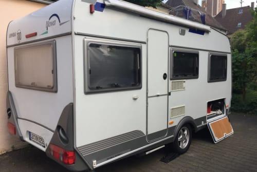 Wohnmobil mieten in Kornwestheim von privat | Hymer  Eriba Paulchen