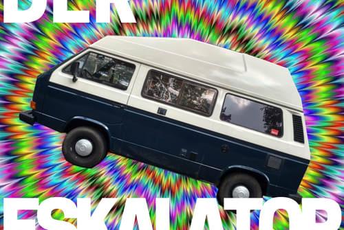 Wohnmobil mieten in Berlin von privat | Volkswagen Der Eskalator 3000