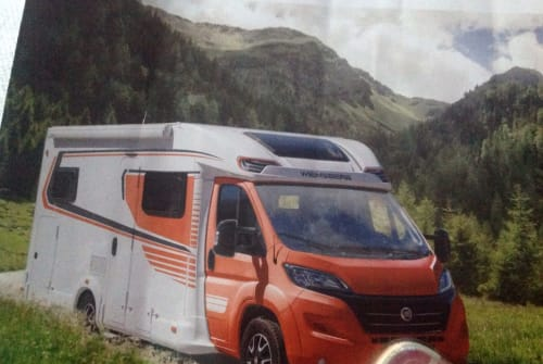 Wohnmobil mieten in Voerde (Niederrhein) von privat | Weinsberg Buschi on tour