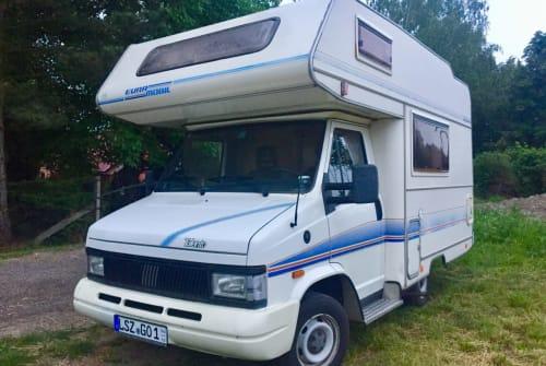 Wohnmobil mieten in Bad Langensalza von privat | Fiat  Giovanni Talento