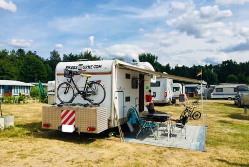 Wohnmobil mieten in Berlin von privat | Bürstner NexxiVonDieGous