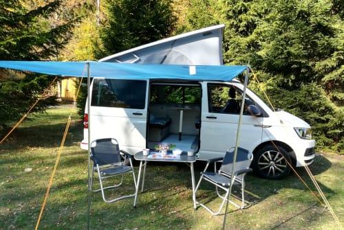 Wohnmobil mieten in Nürtingen von privat | Volkswagen Bullino
