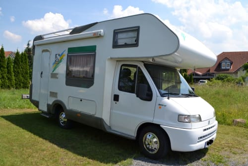 Wohnmobil mieten in Fulda von privat | Knaus Traveller Inn
