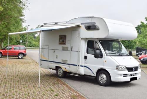 Wohnmobil mieten in Friedberg von privat | FIAT DUCATO 2.3 JTD FiniMobil