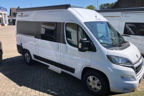Wohnmobil mieten in Weißenhorn von privat | Vantourer  VT540 (2020)