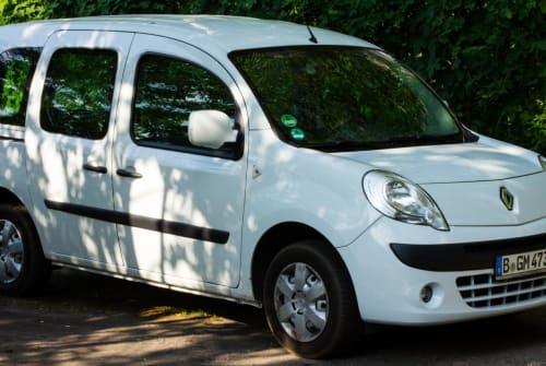 Wohnmobil mieten in Berlin von privat | Renault MUMIN
