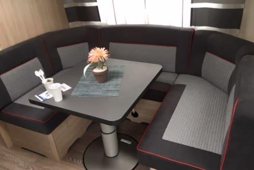 Wohnmobil mieten in Brandenburg an der Havel von privat | Hobby Hobbyinsel
