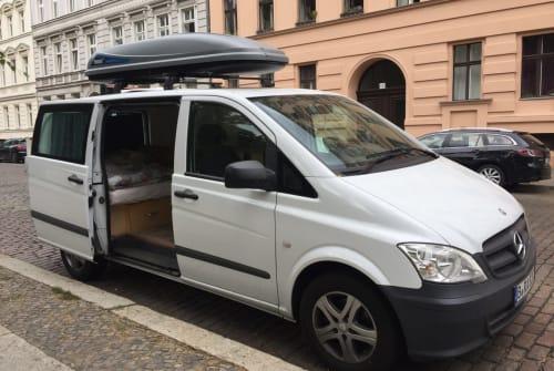 Wohnmobil mieten in Berlin von privat | Mercedes Benz Mimi