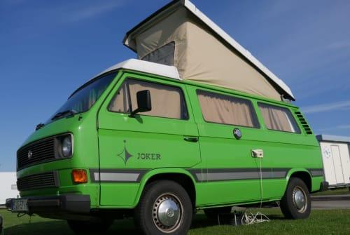 Wohnmobil mieten in Langenfeld (Rheinland) von privat | Volkswagen Holly
