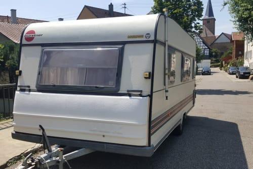 Wohnmobil mieten in Heilbronn von privat | Bürstner Zeus