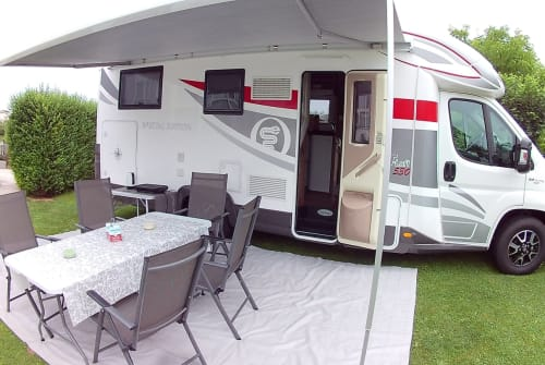Wohnmobil mieten in Ziersdorf von privat | Fiat Andalu Mobil