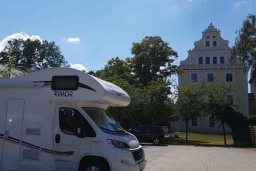 Wohnmobil mieten in Seeblick von privat | Fiat Rimor6-Family