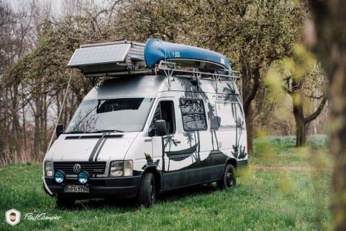 Wohnmobil mieten in Wenzlow von privat | VW The Big Beast