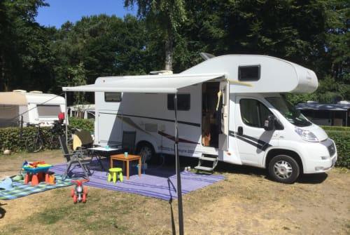 Wohnmobil mieten in Hedersleben von privat | Fiat Ducato Bodo