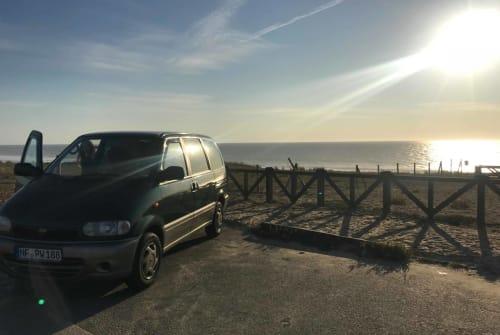 Wohnmobil mieten in Sylt von privat | Nissan Emma