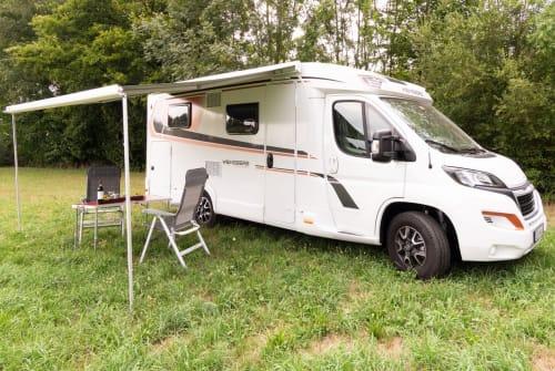 Wohnmobil mieten in Erding von privat   Weinsberg Cara Compact Beppo
