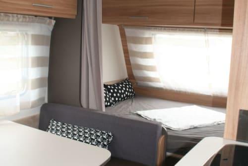 Wohnmobil mieten in Hirrlingen von privat | Sterckeman FamilyDream