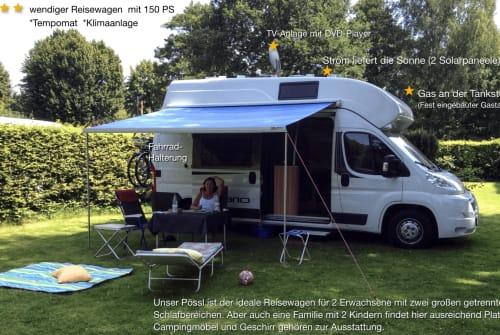 Wohnmobil mieten in Nienhagen von privat | Citroen Winwin