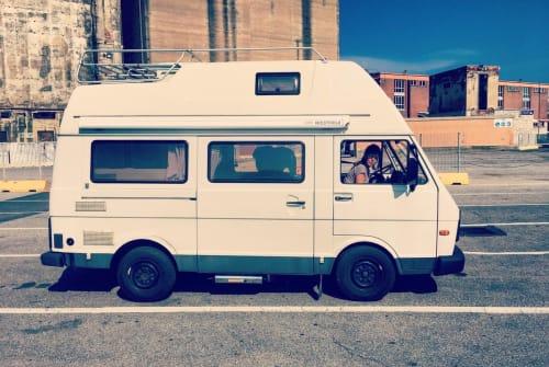 Wohnmobil mieten in Sonneberg von privat | Volkswagen SAMMY