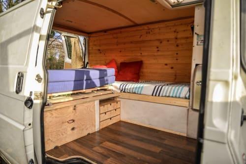 Wohnmobil mieten in Bremen von privat | Volkswagen Bulli
