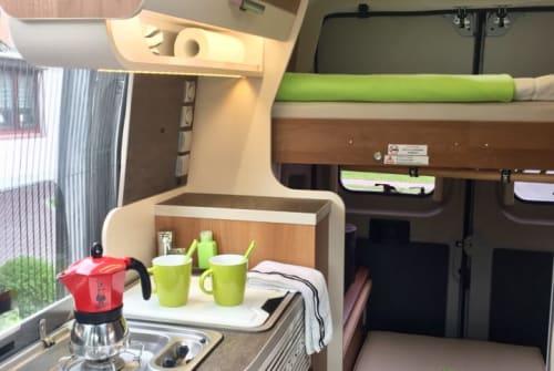Wohnmobil mieten in Stuhr von privat | Fiat Ducato Van-y
