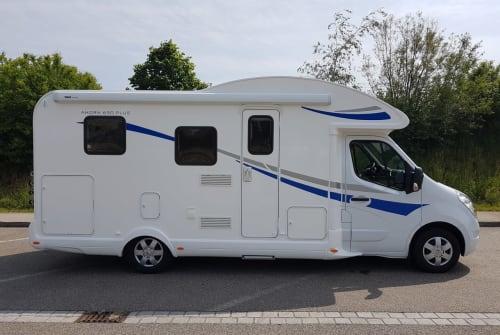 Wohnmobil mieten in Buchloe von privat | ahorn ACT 690 Plus
