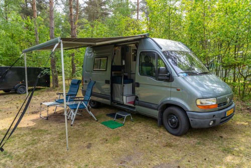 Wohnmobil mieten in Middenmeer von privat | Renault Master the Master