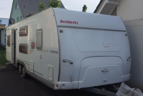 Wohnmobil mieten in Berlin von privat | Dethleffs Camper 720SK