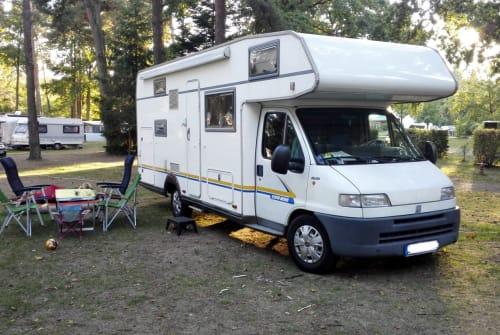 Wohnmobil mieten in Güstrow von privat | Fiat Ducato Käthe