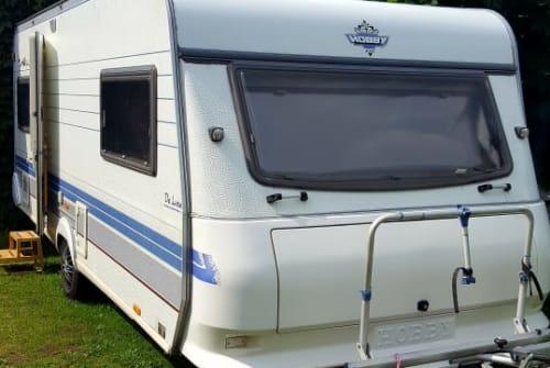 Wohnmobil mieten in Finsterwalde von privat | Hobby Hobby 540 UL