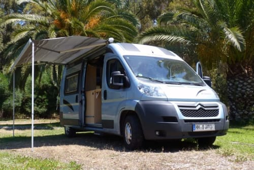 Camper privat mieten Citroen Jumper in Hamburg Avanti