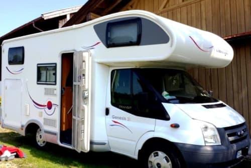 Wohnmobil mieten in Söchtenau von privat | Ford / Challanger Pablomobil