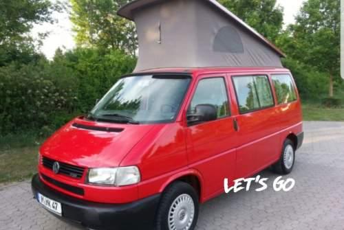 Wohnmobil mieten in Kissing von privat | Volkswagen Fred Feuerstein