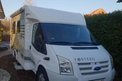 Wohnmobil mieten in Senden von privat | Ford Brummel