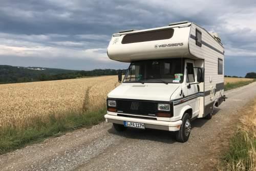 Wohnmobil mieten in Stuttgart von privat | Fiat SPA-Mobil