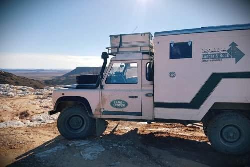 Wohnmobil mieten in Heidelberg von privat | Land Rover Geronimo