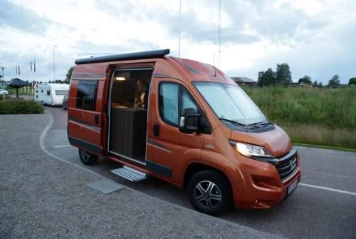 Wohnmobil mieten in Dresden von privat | Weinsberg Carabus