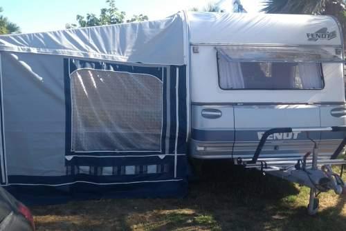 Wohnmobil mieten in Stutensee von privat   Fendt AusZeit