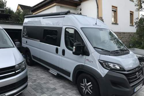 Wohnmobil mieten in Mertesdorf von privat   Westfalia Kiwi Columbus