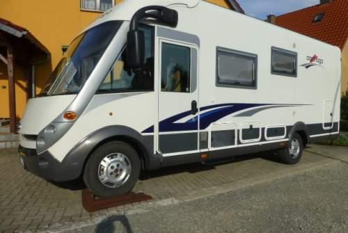 Wohnmobil mieten in Warberg von privat | Carthago Karlchen